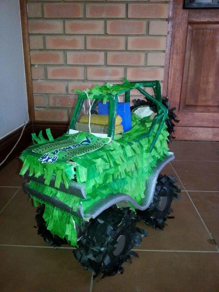 jeep pinata