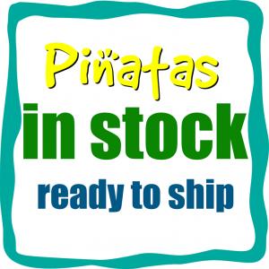 Pinatas In Stock