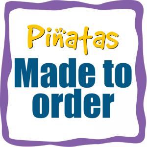 Pinatas made to order